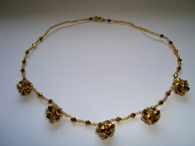 """Collana """"Rare Gold"""""""