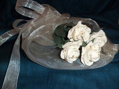 Rose di Carta Bianche