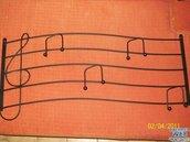appendiabiti musicale