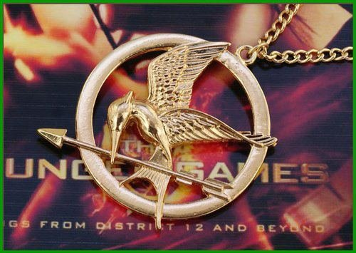 COLLANA HUNGER GAMES