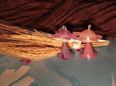 Ciondoli Elfi e Fatine dei Boschi - charm - handmade