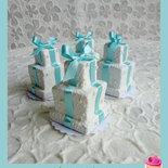MINI WEDDING CAKE - BOMBONIERE MATRIMONIO