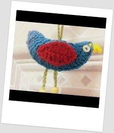 Uccellino Pio blu -Schema-