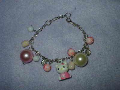 Bracciale Hello Kitty rosa