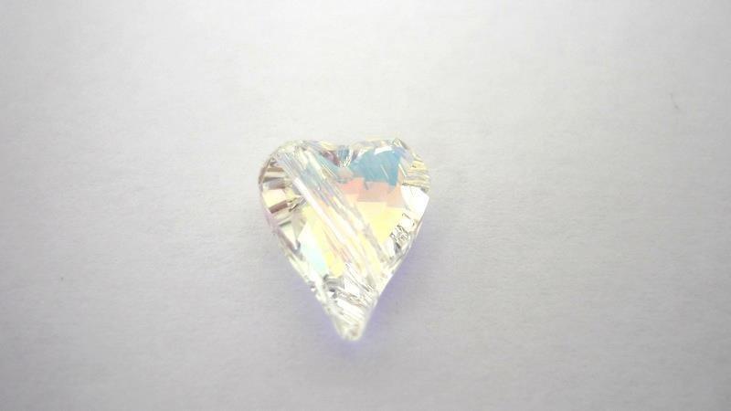 Swarovski® Wild Heart 5743  12 mm   Crystal AB
