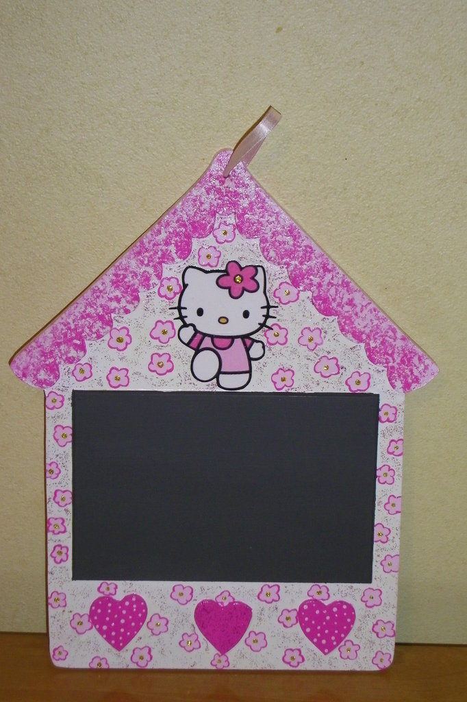 lavagna hello kitty