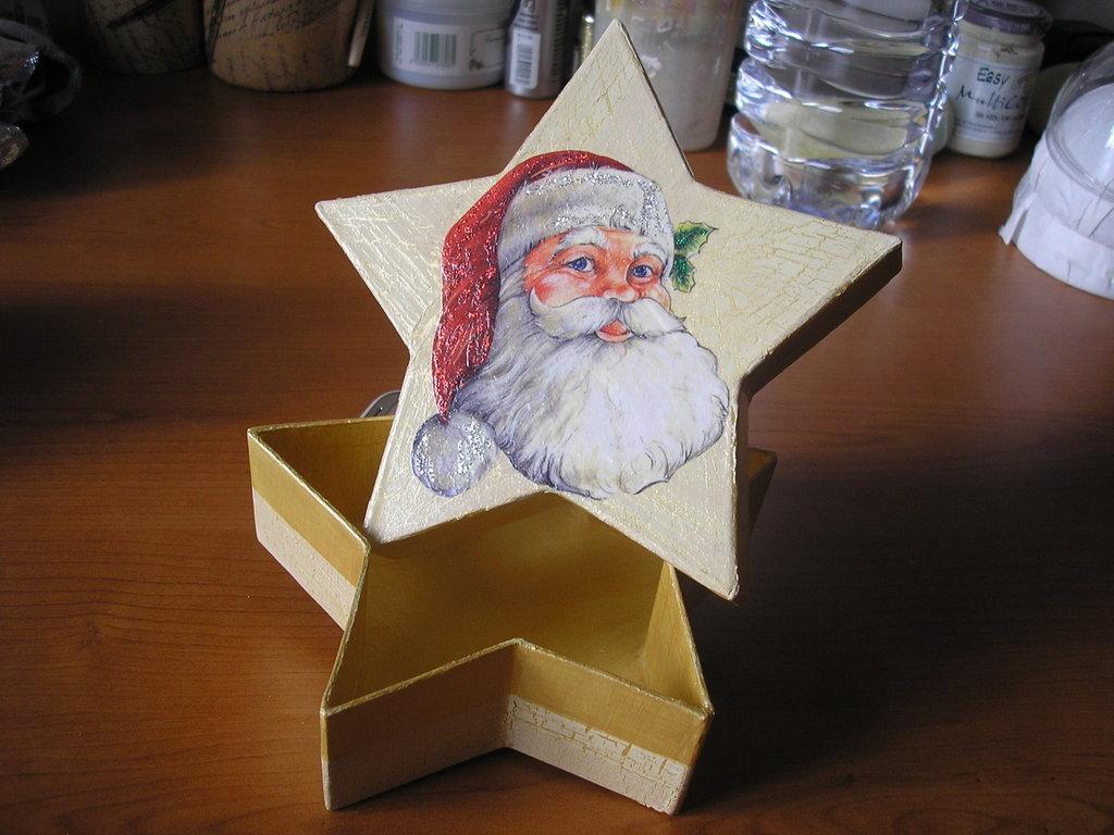 scatolina stella