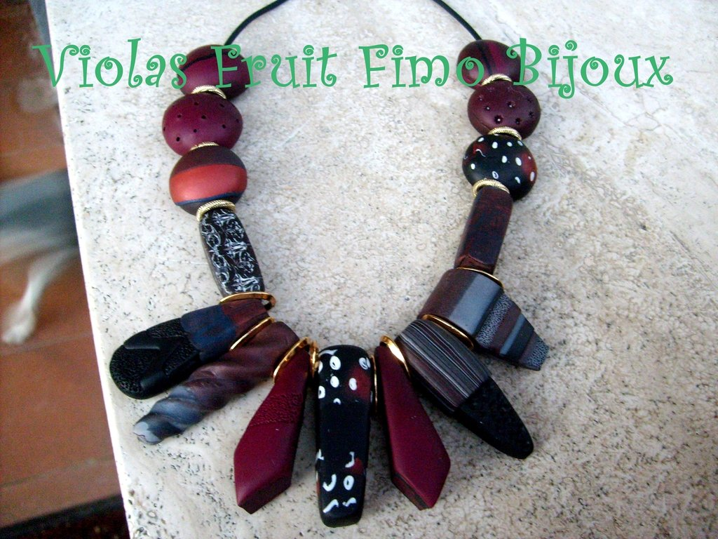 Collana Tribal Chich