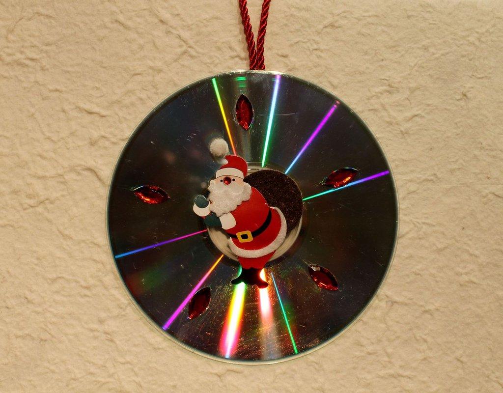 CD decorazione Natalizia