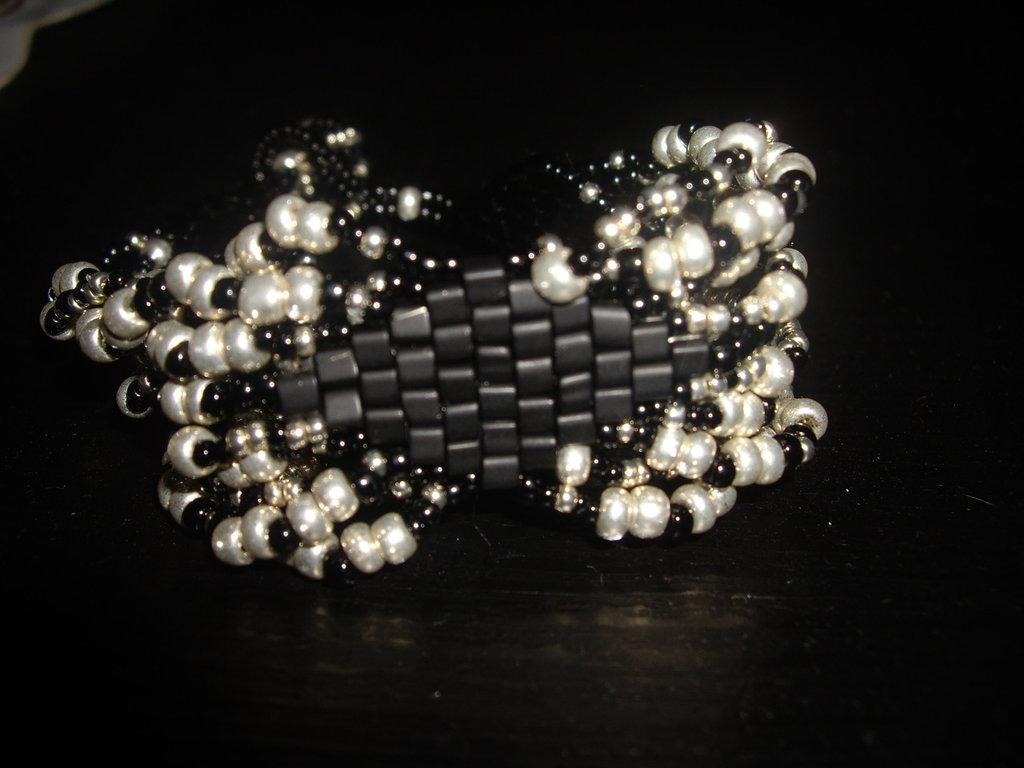 Silver Winter Bracelet