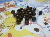 Perle marroni