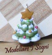 Collana Albero di Natale - New Natale 2012