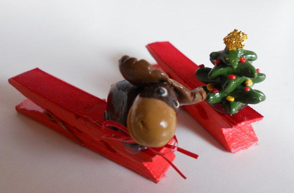 Lavoretti Di Natale Con Mollette Da Bucato.25 Idee Decoro Per Natale Con Mollette Da Bucato