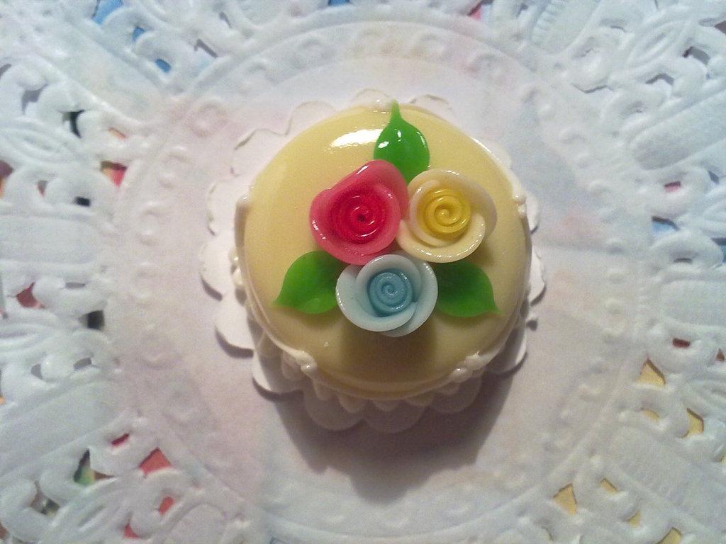 Miniatura torta H