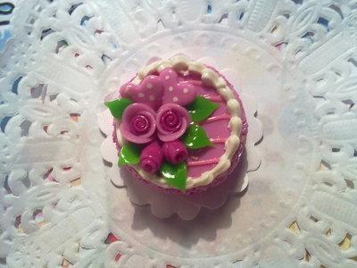 Miniatura torta O