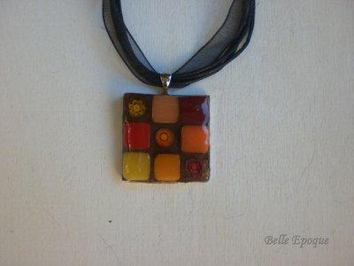 Ciondolo mosaico