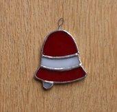 Campana di vetro per albero di Natale