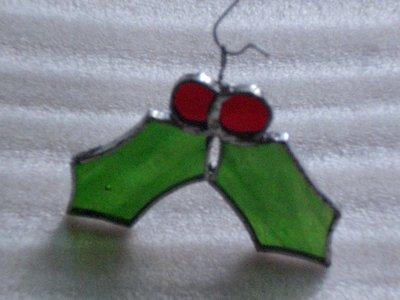 Pungitopo vetro per albero di Natale