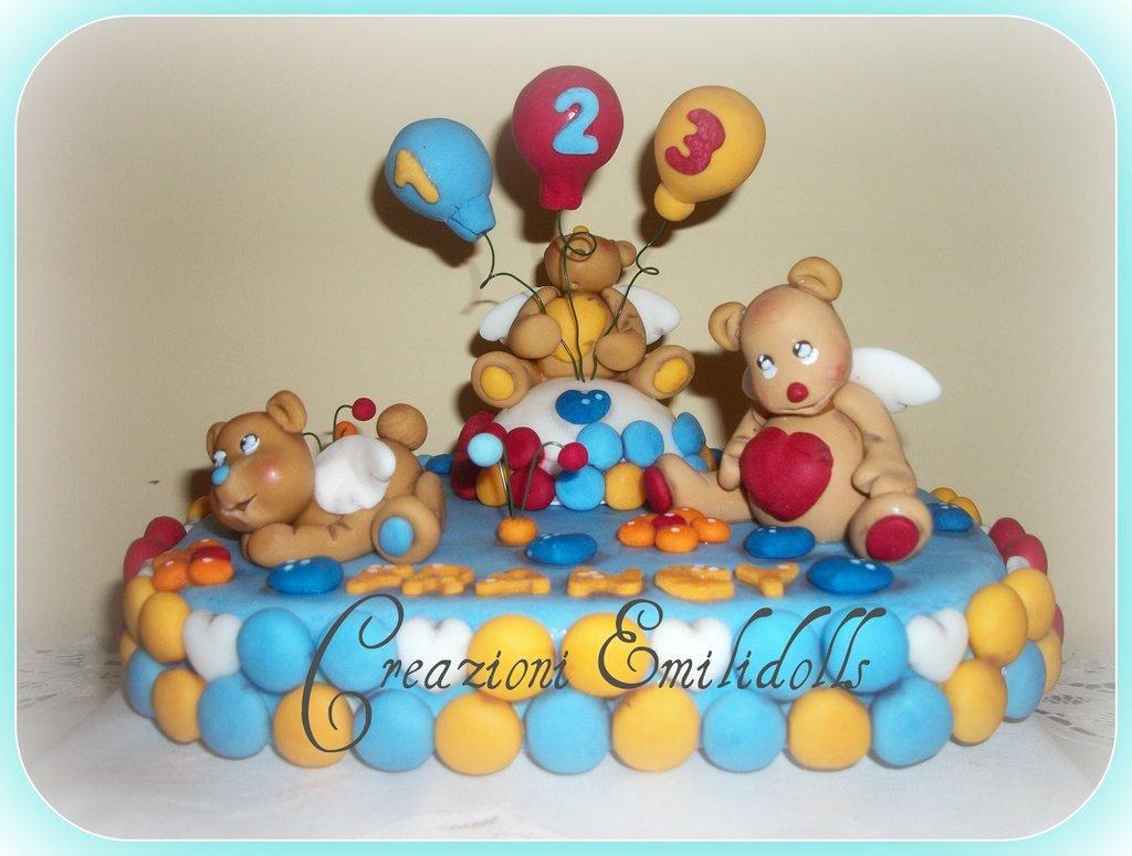 Topper cake personalizzati