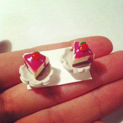 orecchini cheesecake 2