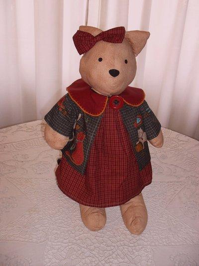 Orso giocattolo o decorazione Teddy
