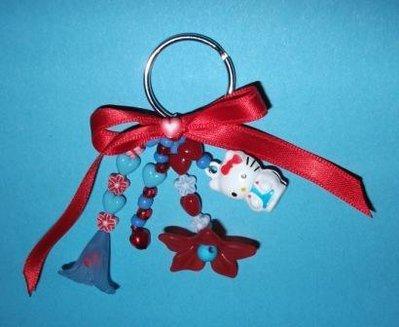 Portachiavi - Accessorio per borse - campanellini