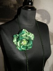 Collana Sex and the City - Verde