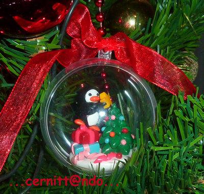 Sfera per albero di Natale