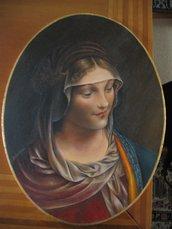 Madonna - Omaggio Luini