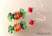 caramella earrings orecchini
