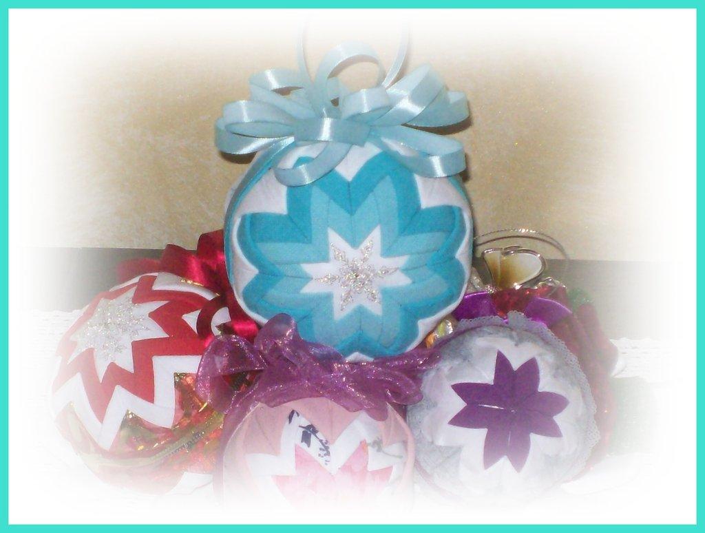 ... sfere natalizie...