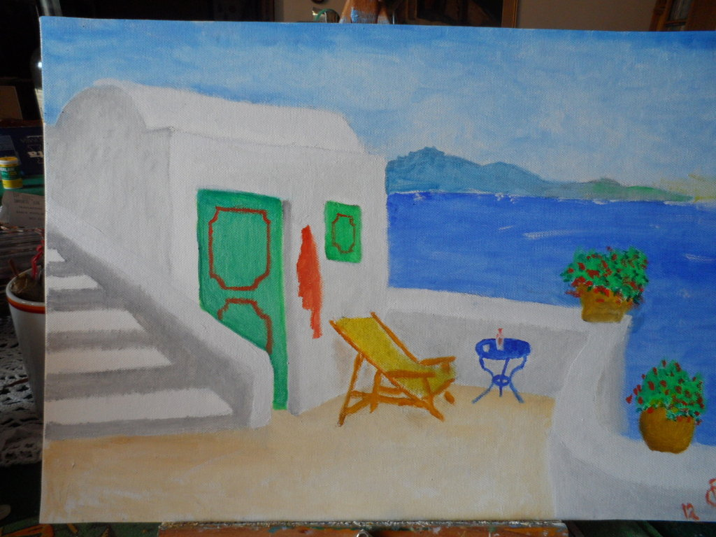 scorci panoramici isole greche