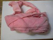 nastro velluto rosa confetto
