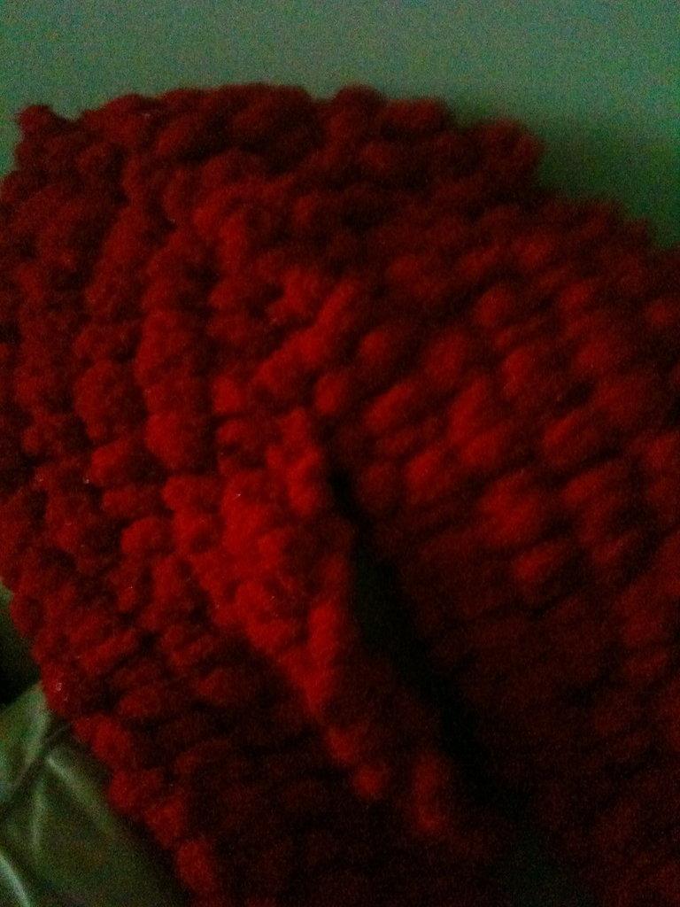 sciarpa frivola