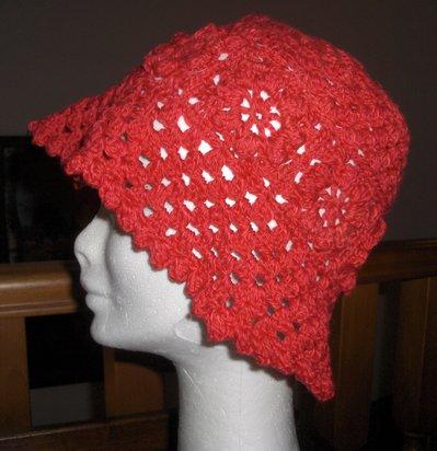 Cappello berretto donna primaverile