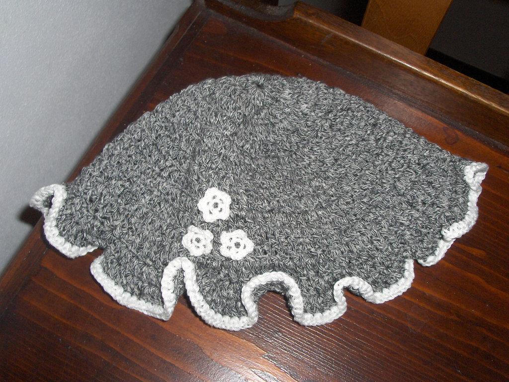 Cappello cappellino bimba neonato