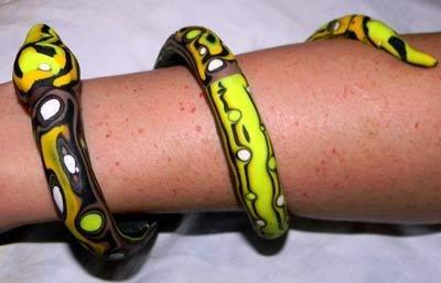 Braccialetto serpente