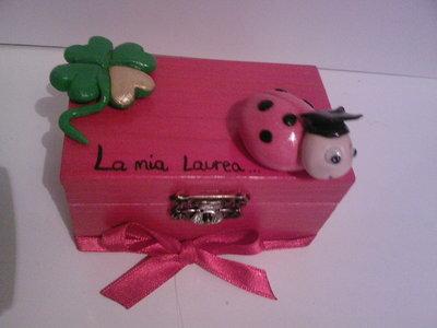Porta bijoux Laurea
