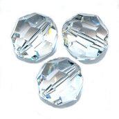 Perle sfaccettate Swarovski crystal 3mm