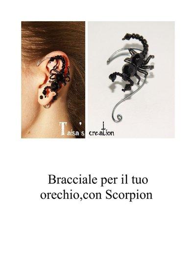 per il tuo orechio