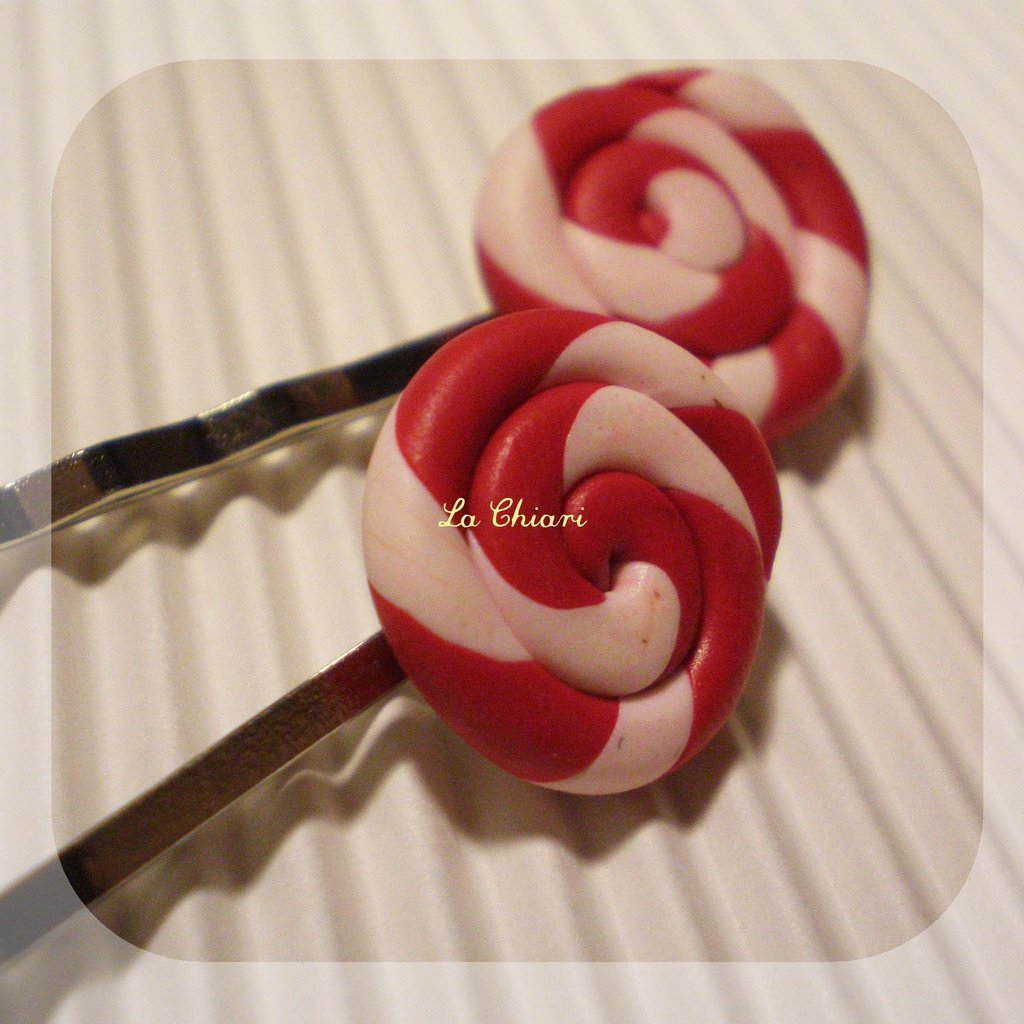LOLLIPOP hairpins