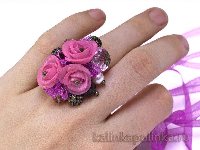 Anelli bouquet di Rose