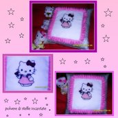 cuscino hello kitty