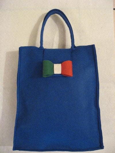 """BORSA """"I LOVE ITALY"""" ( cc 146 )"""