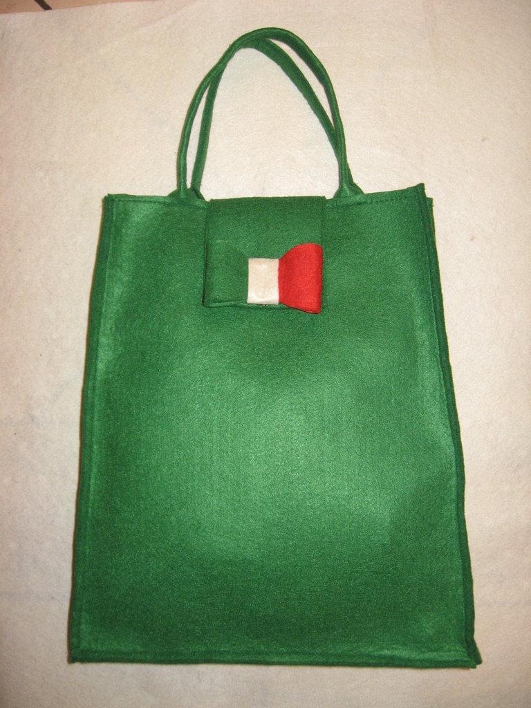 """BORSA """"I LOVE ITALY"""" ( cc 147 )"""