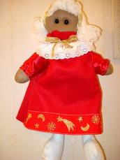 Bambola Pan di Zenzero