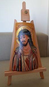 Artigianato dipinto a mano con acrilici
