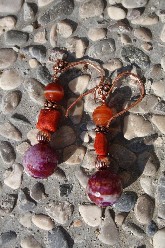 etno orecchini