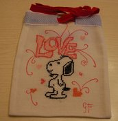 TROUSSE CON SNOOPY