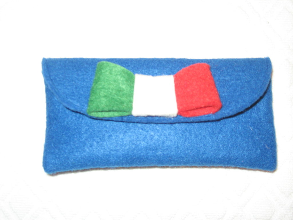 "PORTAOCCHIALI ""I LOVE ITALY""(cc114)"